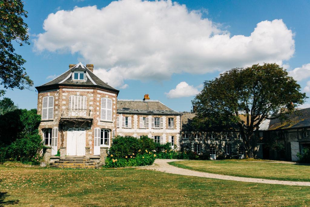Villa in Le Crotoy. Baie de Somme