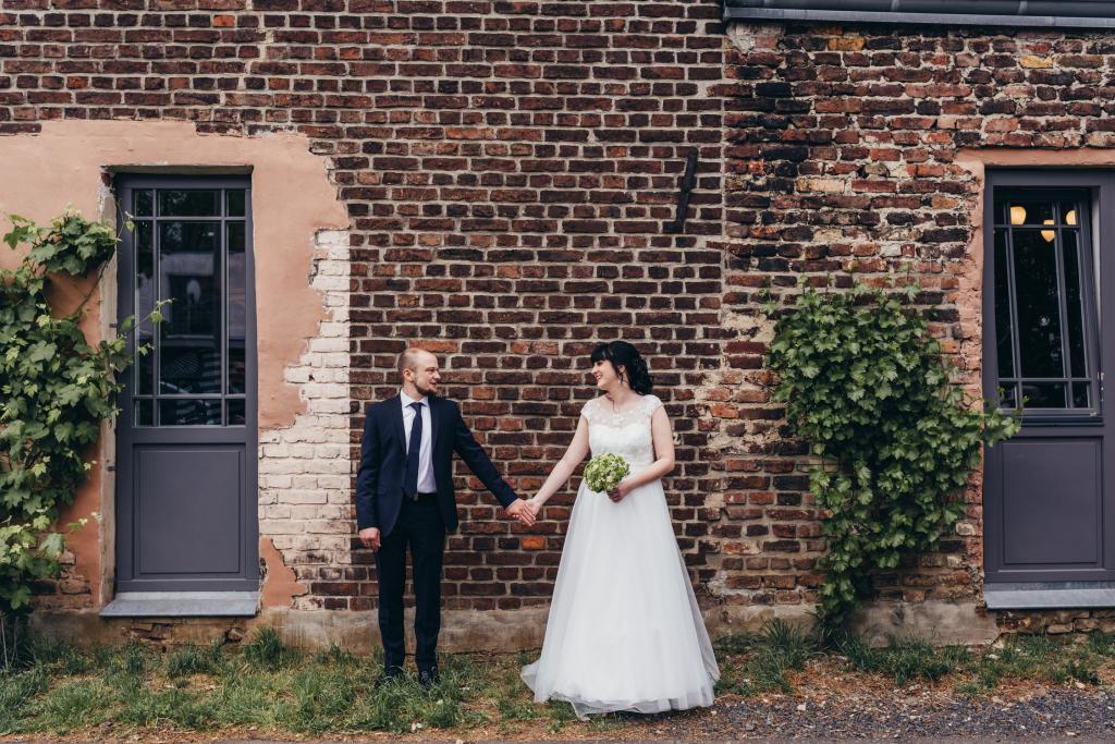 Marlene & Markus Hochzeit Weinschmiede Siegburg